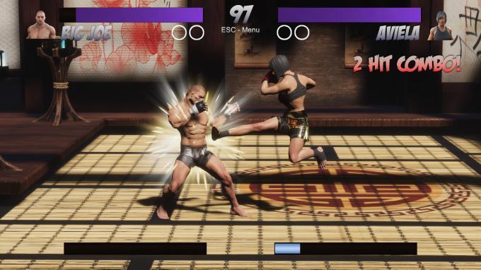 Raging Fists: Retribution PC Crack