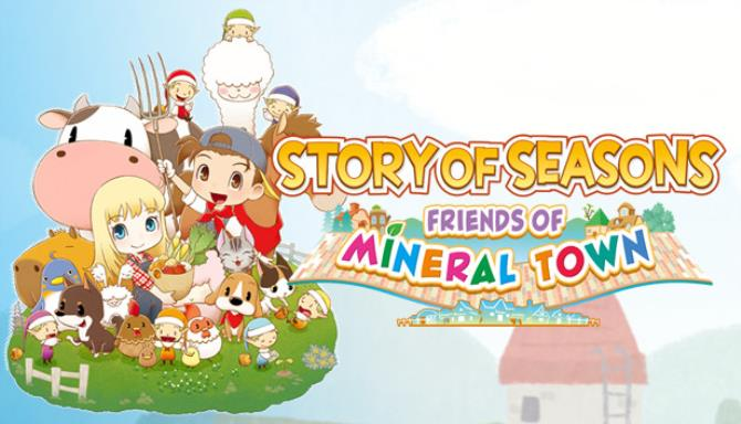 STORY OF SEASONS: Friends of Mineral Town free download