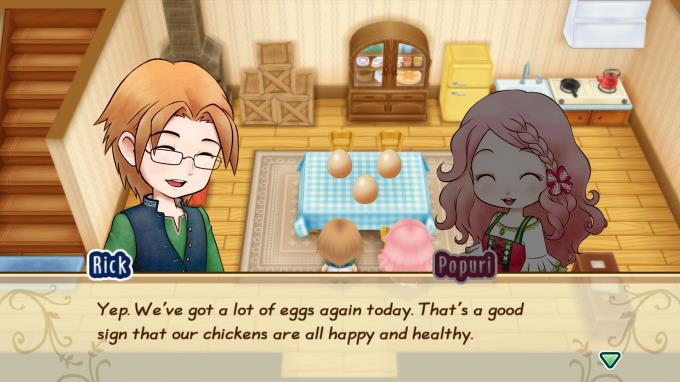 STORY OF SEASONS: Friends of Mineral Town PC Crack