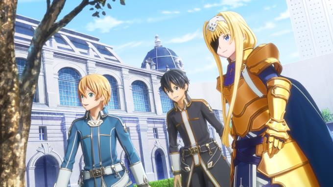 SWORD ART ONLINE Alicization Lycoris Torrent Download