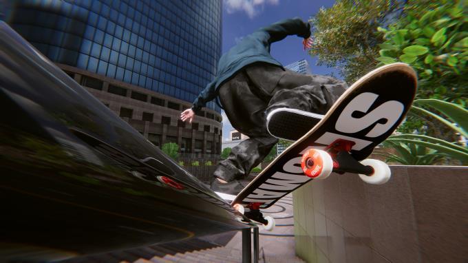 Skater XL - The Ultimate Skateboarding Game PC Crack