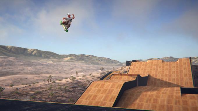 Skater XL - The Ultimate Skateboarding Game Torrent Download