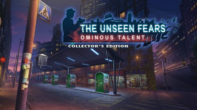 The Unseen Fears: Ominous Talent Collector's Edition Free Download