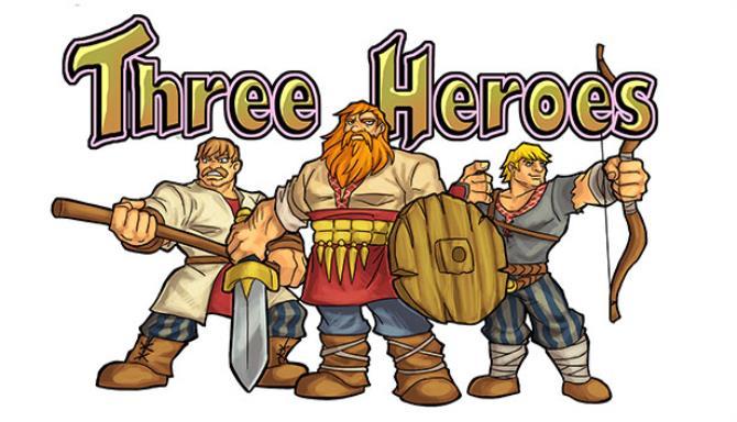 Three Heroes free download