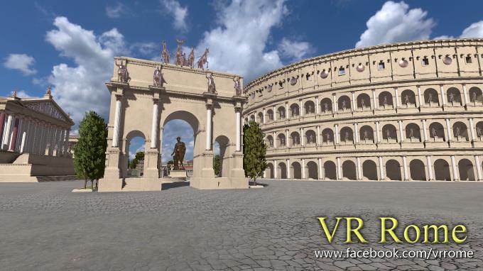 VR Rome PC Crack
