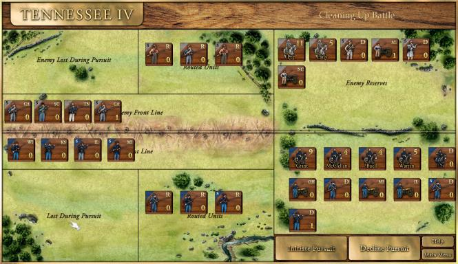 Victory and Glory: The American Civil War PC Crack