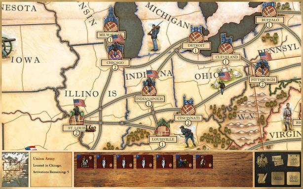 Victory and Glory: The American Civil War Torrent Download