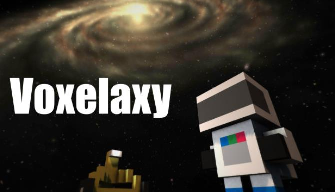 Voxelaxy [Remastered] Free Download