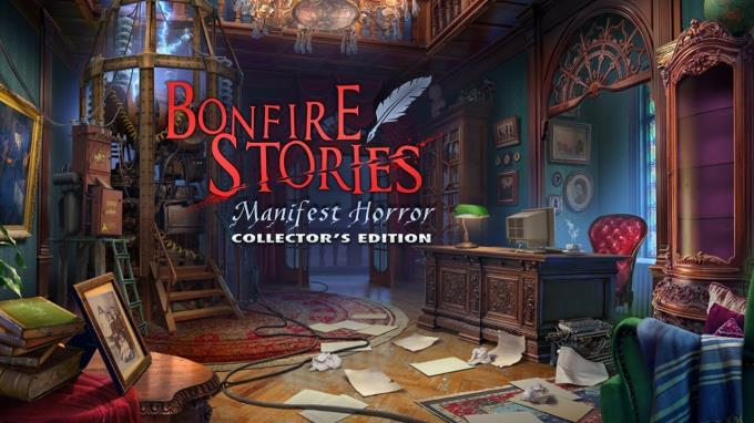 Bonfire Stories: Manifest Horror Collector's Edition free download
