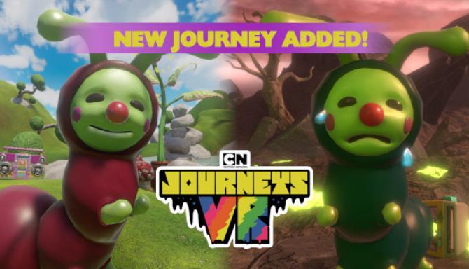 Cartoon Network Journeys VR free download