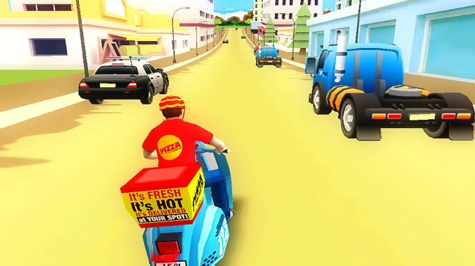 Pizza Bike Rider Torrent Download