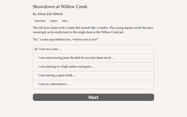 Showdown at Willow Creek Torrent Download
