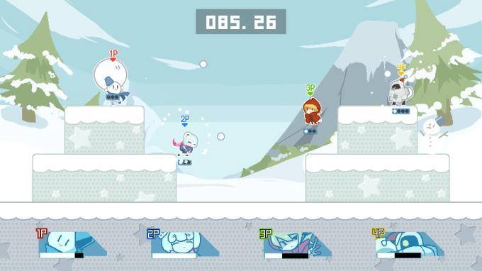 SnowFighters Torrent Download