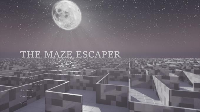 The Maze Escaper PC Crack