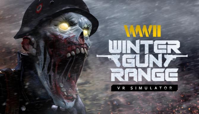 World War 2 Winter Gun Range VR Simulator free download