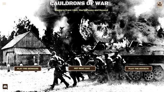 Cauldrons of War - Barbarossa Torrent Download