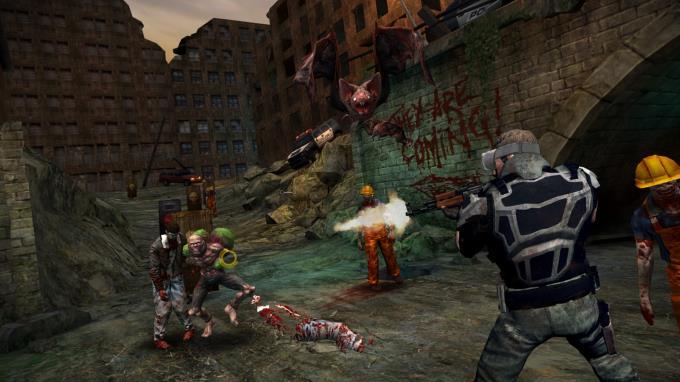 DEAD TARGET VR: Zombie Intensified Torrent Download
