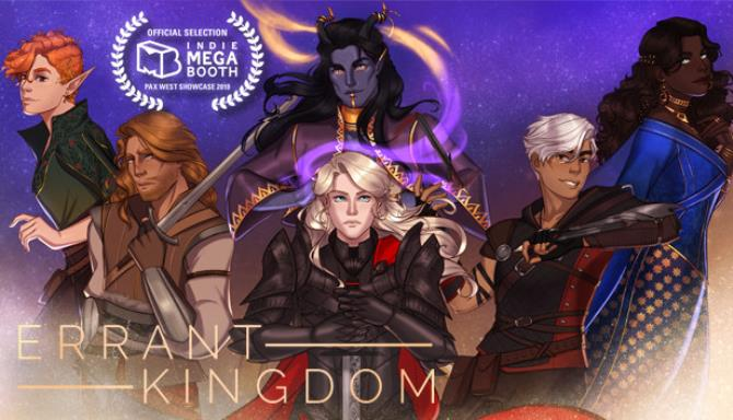 Errant Kingdom (Chapters 0-3) free download