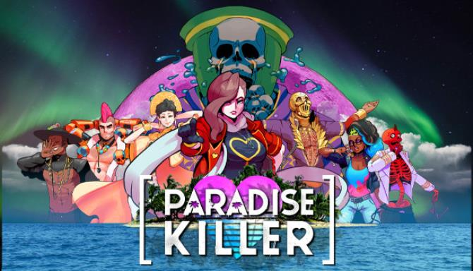 Paradise Killer free download