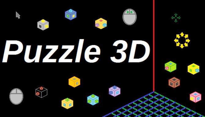 Puzzle 3D Free Download