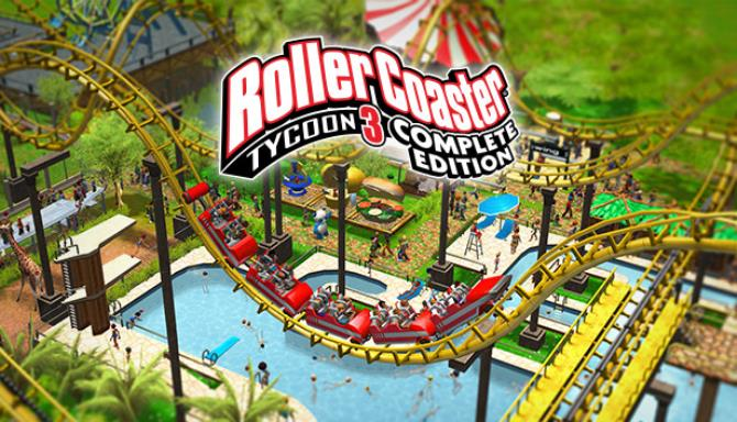 RollerCoaster Tycoon 3: Complete Edition free download