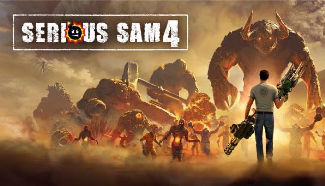 Serious Sam 4 free download