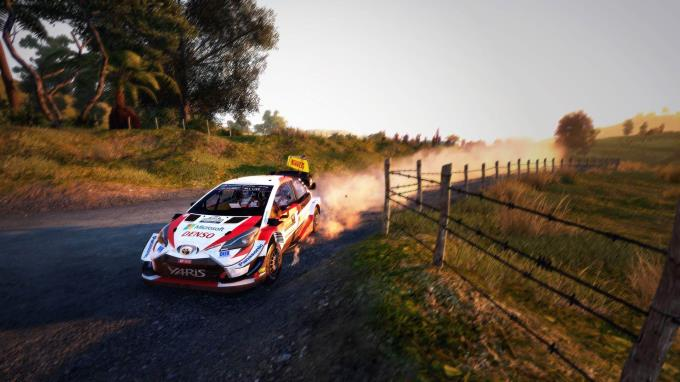 WRC 9 FIA World Rally Championship PC Crack
