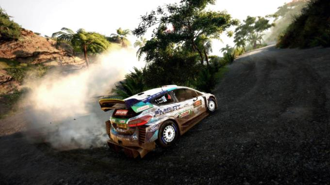 WRC 9 FIA World Rally Championship Torrent Download
