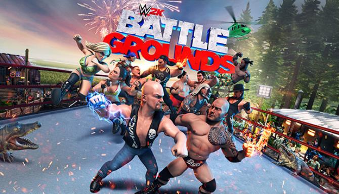 WWE 2K BATTLEGROUNDS free download