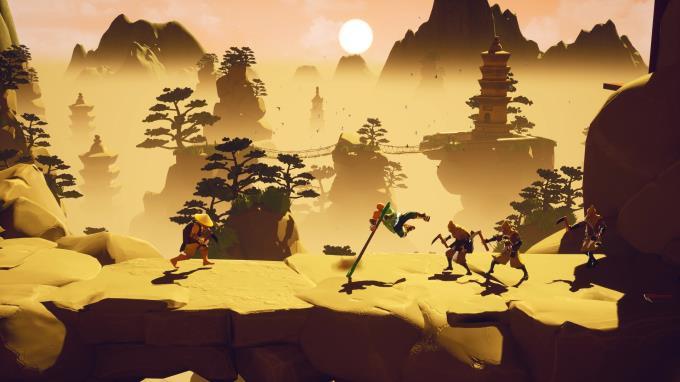 9 Monkeys of Shaolin Torrent Download