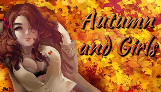 Autumn and Girls Free Download