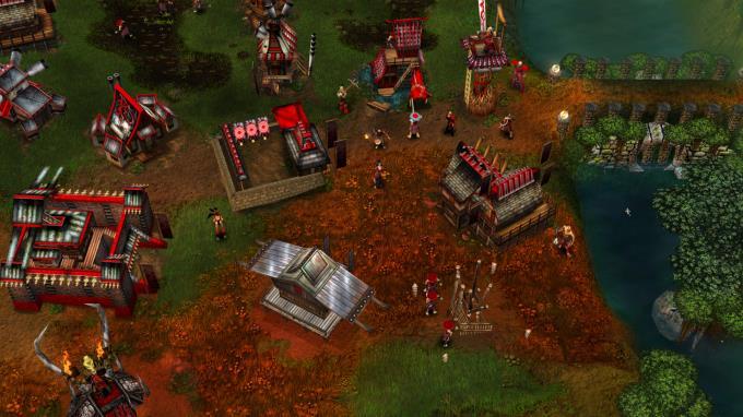 Battle Realms: Zen Edition PC Crack