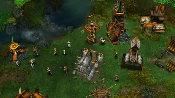 Battle Realms: Zen Edition Torrent Download