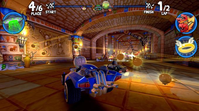 Beach Buggy Racing 2: Island Adventure Torrent Download