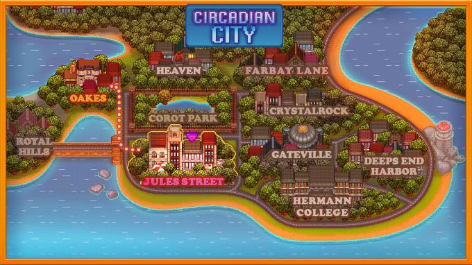 Circadian City Torrent Download