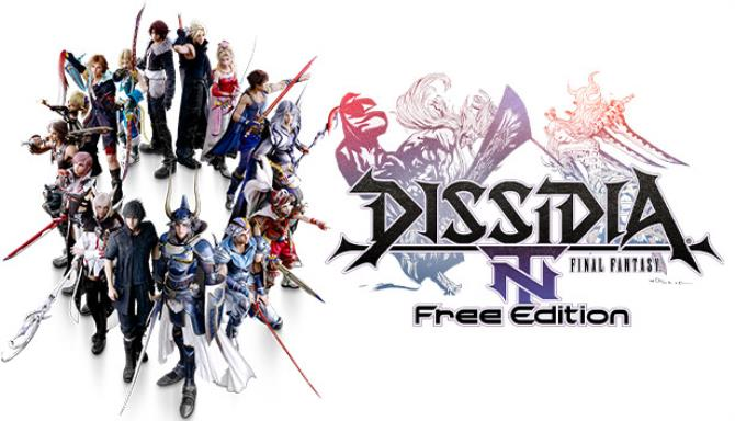 DISSIDIA FINAL FANTASY NT Deluxe Edition Free Download
