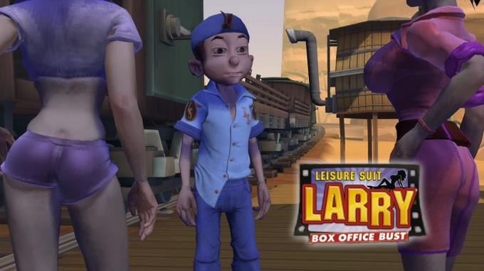 Leisure Suit Larry: Box Office Bust Free Download