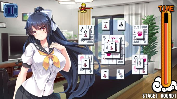 Pretty Girls Mahjong Solitaire [BLUE] Torrent Download