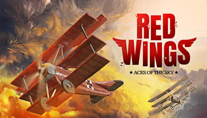 Red Wings: Aces of the Sky Free Download