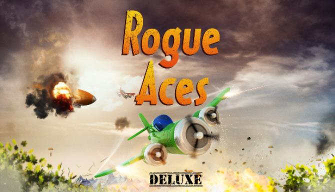 Rogue Aces Deluxe - 2D aerial combat with local multiplayer deathmatches Free Download
