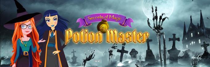 Secrets of Magic 4: Potion Master Free Download