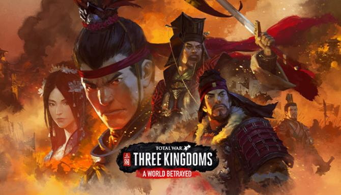 Total War: THREE KINGDOMS - A World Betrayed Free Download
