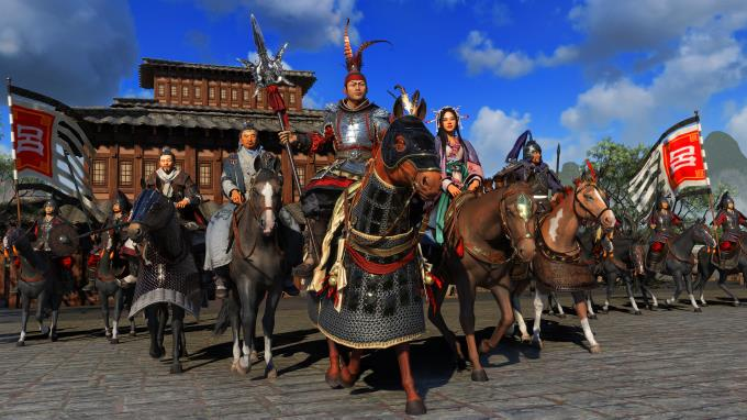Total War: THREE KINGDOMS - A World Betrayed Torrent Download
