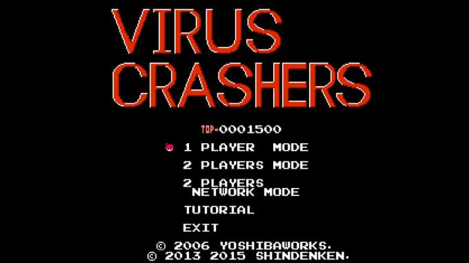 Virus Crashers Torrent Download