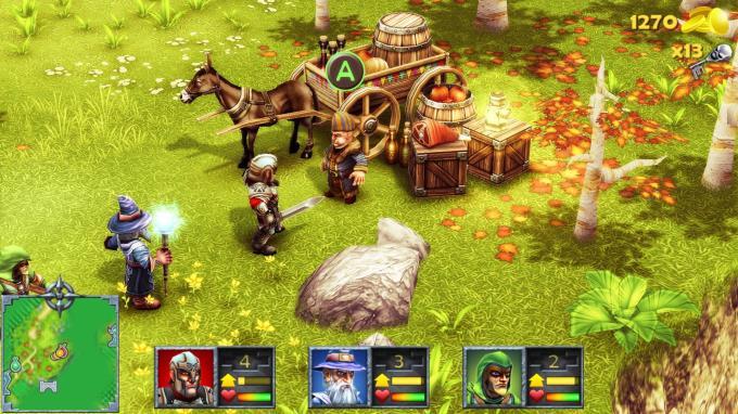 Battle Hunters Torrent Download