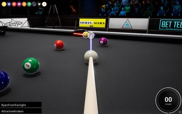 Brunswick Pro Billiards PC Crack