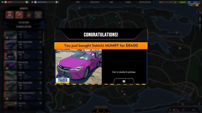 Car Trader Simulator PC Crack