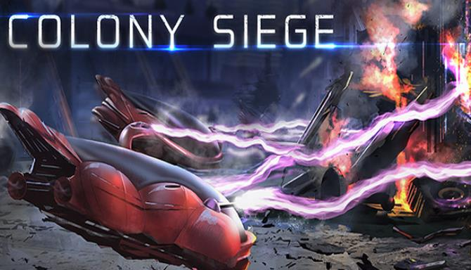 Colony Siege Free Download