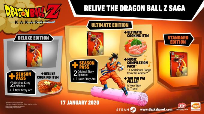 DRAGON BALL Z: KAKAROT Torrent Download