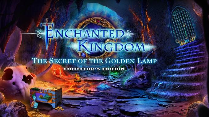 Enchanted Kingdom: The Secret of the Golden Lamp Collector's Edition Free Download